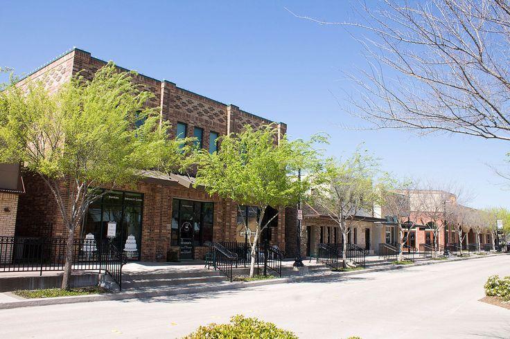 Central roanoke historic district in denton county texas