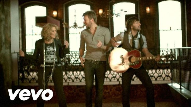 Lady Antebellum - I Run To You CAN'T HELP BUT FEEL SO GOOD after hearing this!!