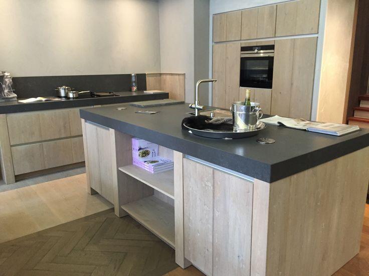 ... Eiken Keukens op Pinterest - Keukenkasten, Keuken Deuren en Kasten