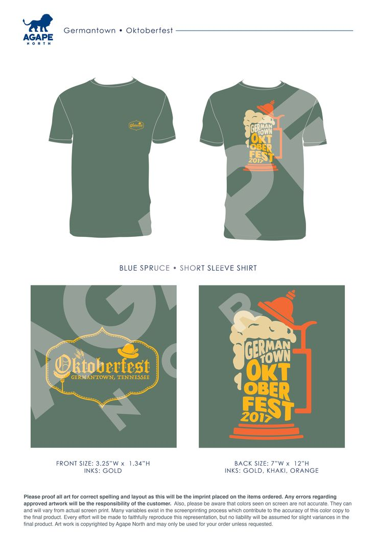 Agape North: Custom Apparel that Gives Back. #oktoberfest #beerdesigns