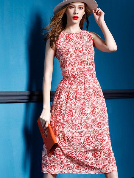#stylewe offer #Printed Silk Maxi #Dress to be #fashion #women