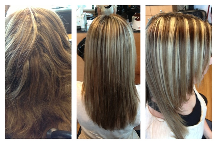 Thick Highlights On Dark Hair Find Your Perfect Hair Style