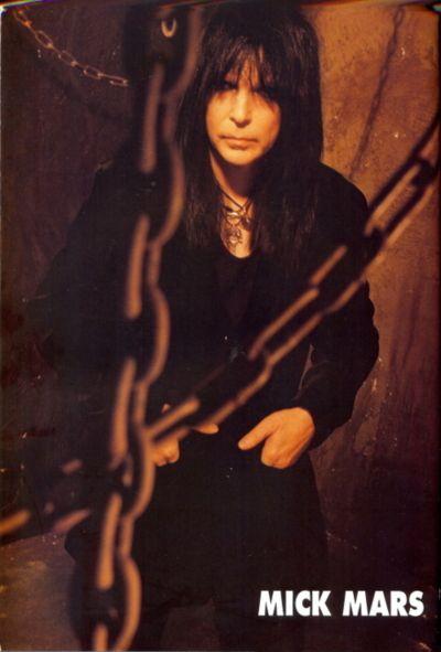 Mick Mars Motley Crue 1983 | Mick Mars ☆ - Mötley Crüe Photo (35193268) - Fanpop fanclubs