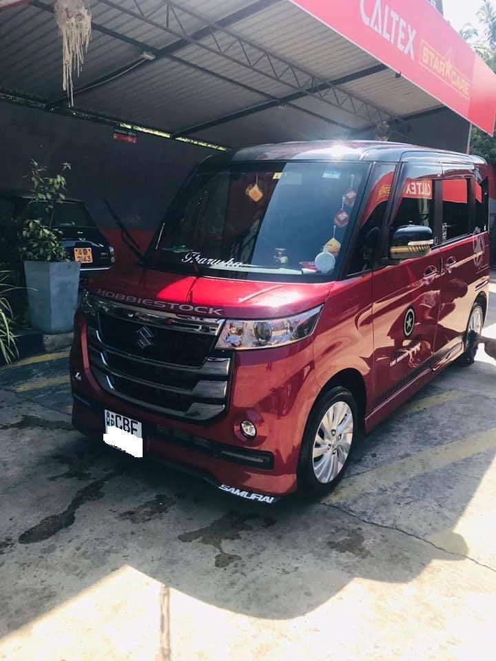 Suzuki Spacia Car For Sale In Sri Lanka Cars For Sale Sell Car