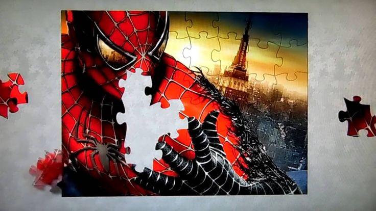 Juegos de rompecabezas Rompecabezas Spiderman Marvel Clementoni Ravensbu...