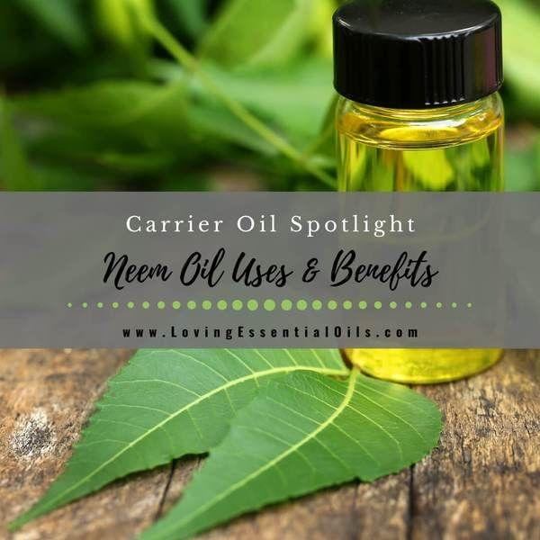 How To Use Neem Oil For Skin Carrier Oil Spotlight In 2020 Oils For Skin Treating Dry Skin Neem Oil