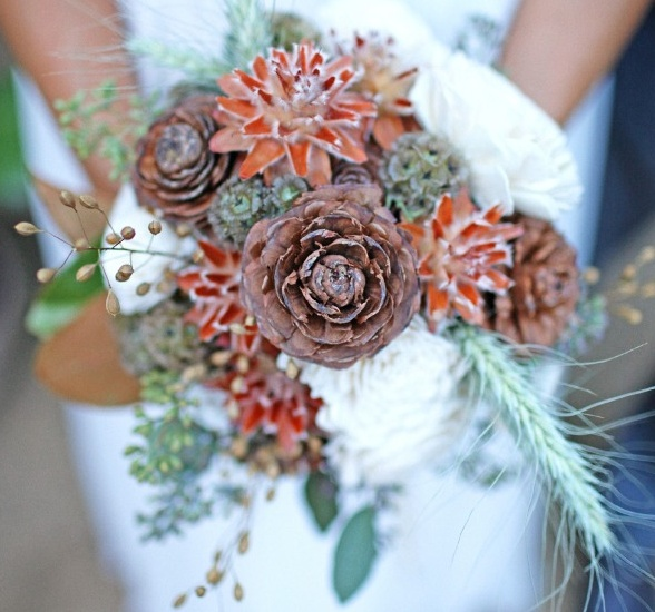 1000 images about let make things out of pine cones on for Things to make with fir cones