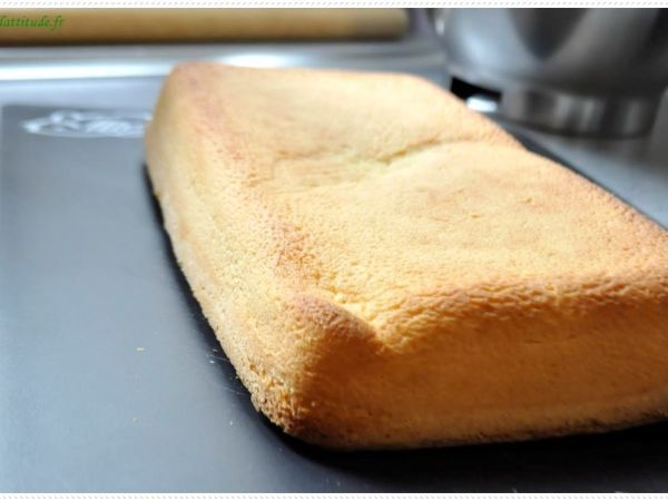 Génoise : sans sucre., Recette par Foodattitude - Ptitchef