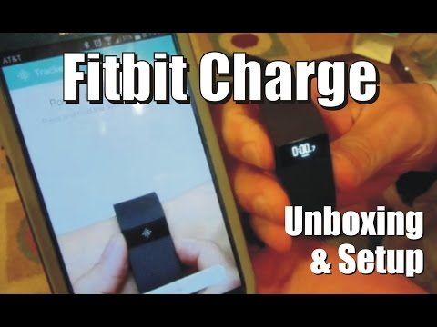 How to factory reset/erase data/delete any stored data/wipe data from Fitbit Charge HR - YouTube