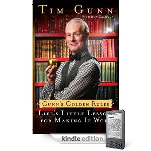 If you love Tim Gunn as much as I do you will enjoy this book.  He's always got great insights on life's little problems. :): Worth Reading, Golden Rules, Life, Lessons, Tim Gunne, Gunne Golden, Books Worth, Projects Runway, It Works