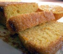 Νηστίσιμο κέικ πορτοκαλιού - Dairy-Free