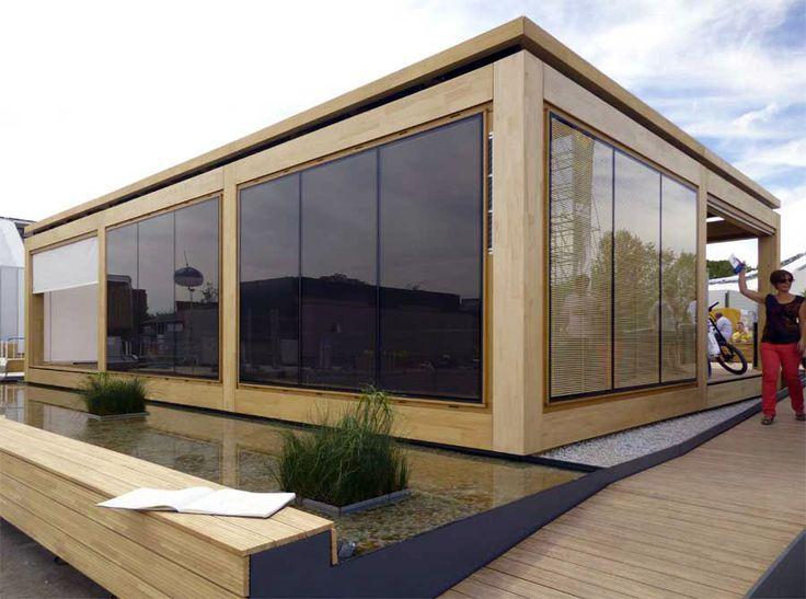 WOHNcontainer holz kosten - Google-Suche  Arquitectura  Pinterest  Wohncontainer, Suche und ...