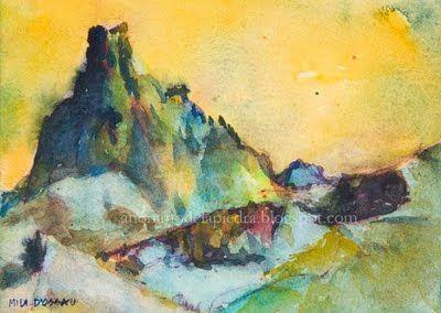 Author : Anónimo de la Piedra.Midi D`Ossau. Pyrenees. France. http://anonimodelapiedra.blogspot.com.es/