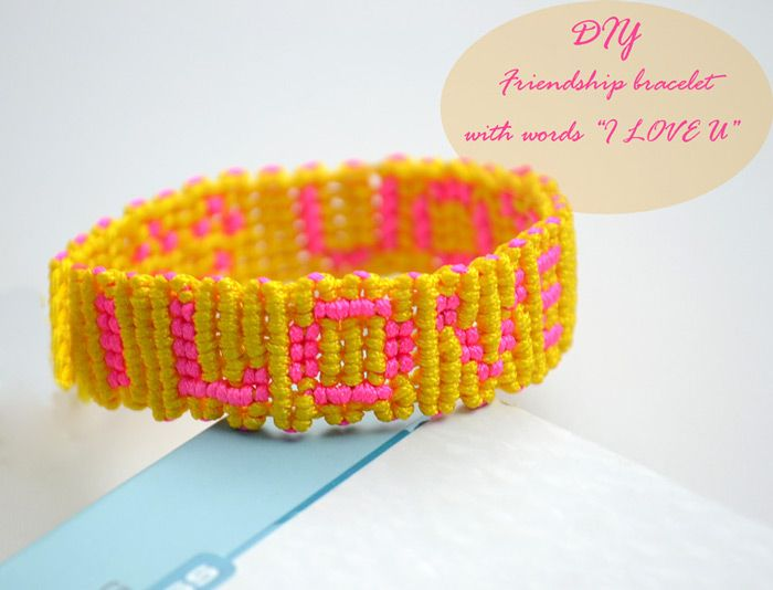 Entirely different kinds of string bracelets how to make for Stuff to make with string
