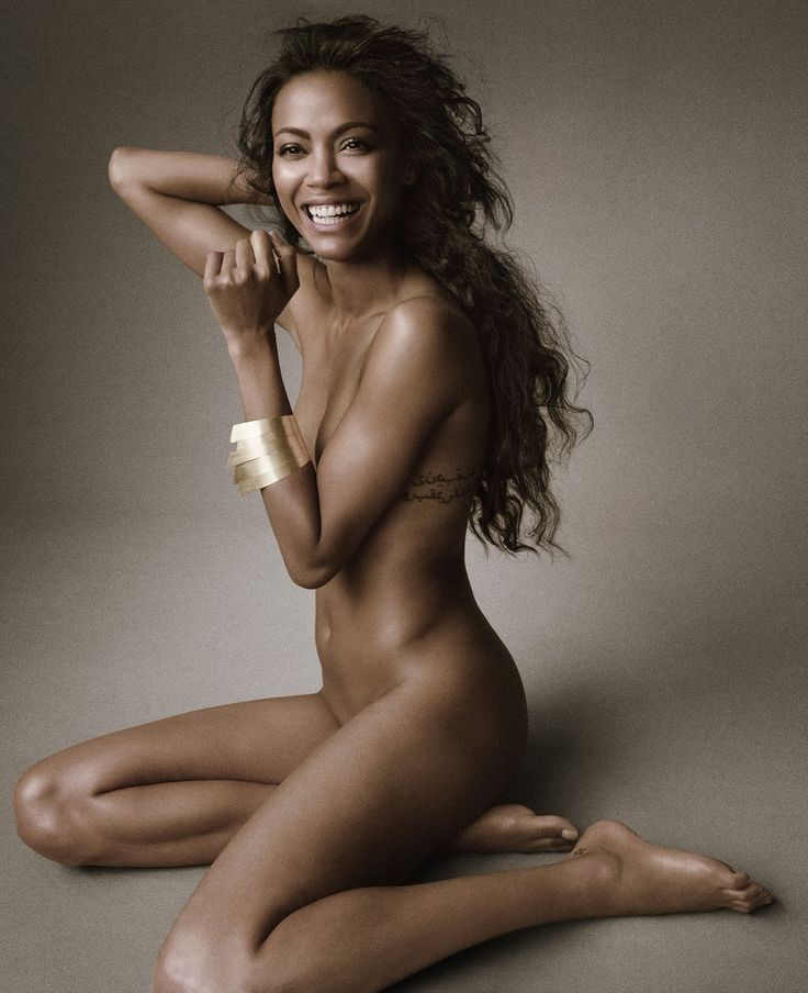 Itches from zoe saldana cum facial nude beach