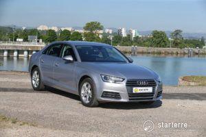 Présentation Audi A4 2.0 TDI 150 S tronic 7 Sport - https://mag.starterre.fr/presentation-vehicule/audi-a4-le-bon-choix.html