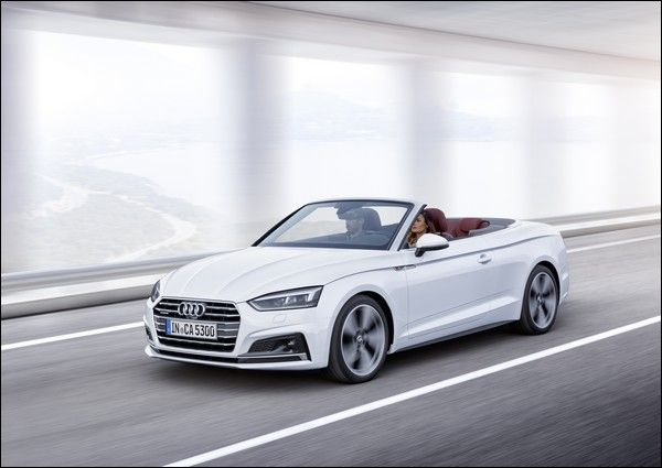 nuove audi 2018. plain 2018 2018 audi cabriolet ready for north american premiere in detroit intended nuove audi