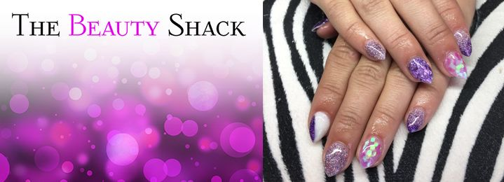 Save 50% on a Stunning Set of Gel or Acrylic Nails with Jenn @ The Beauty Shack in Downtown Ladysmith! Renew or reinvent your favourite nail style & colour today with Jenn @ The Beauty Shack! Makes a great gift, or, a treat for yourself. Grab this offer while you can!