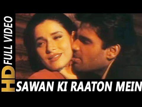 Song: Sawan ki raaton mein Singer: Kumar Sanu, Kavita Krishnamoorthy Movie: Ek Tha Raja