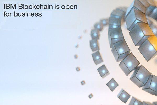 IBM construieşte o platformă blockchain, tehnologia care stă la baza monedei virtuale bitcoin, pentru şapte bănci europene