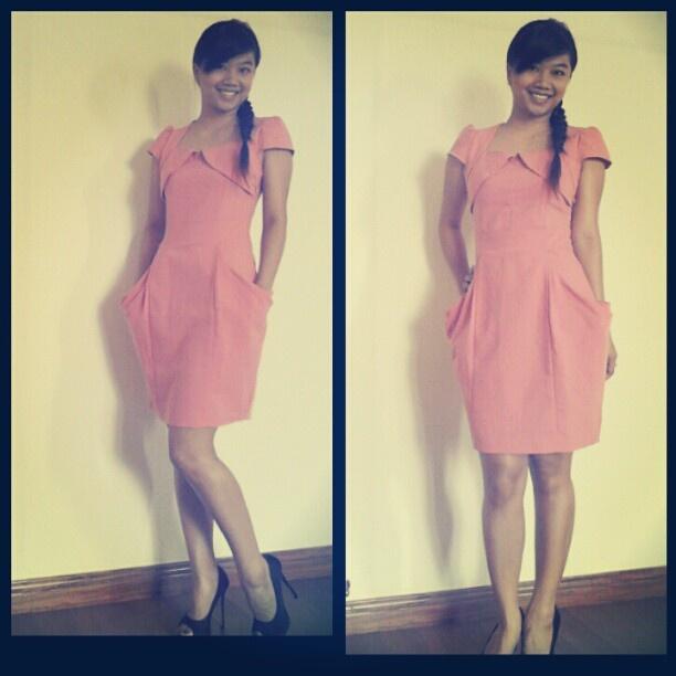 Another dress from zavia V