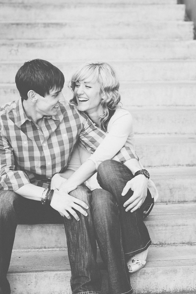 A Seattle engagement session | The SnapKnot Blog | Medcalf Photography