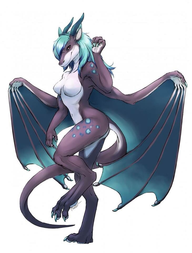 sexy dragoness