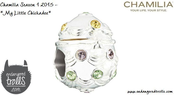Chamilia My Little Chickadee (limited edition)