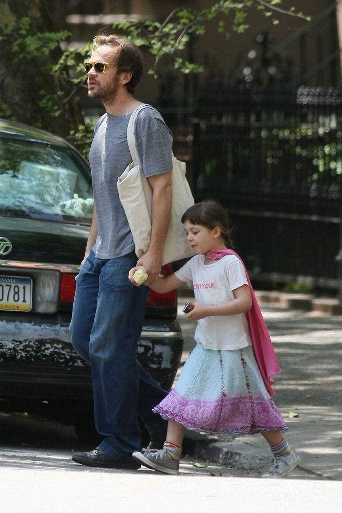Celebrity Dads and Kids Pictures | POPSUGAR Celebrity