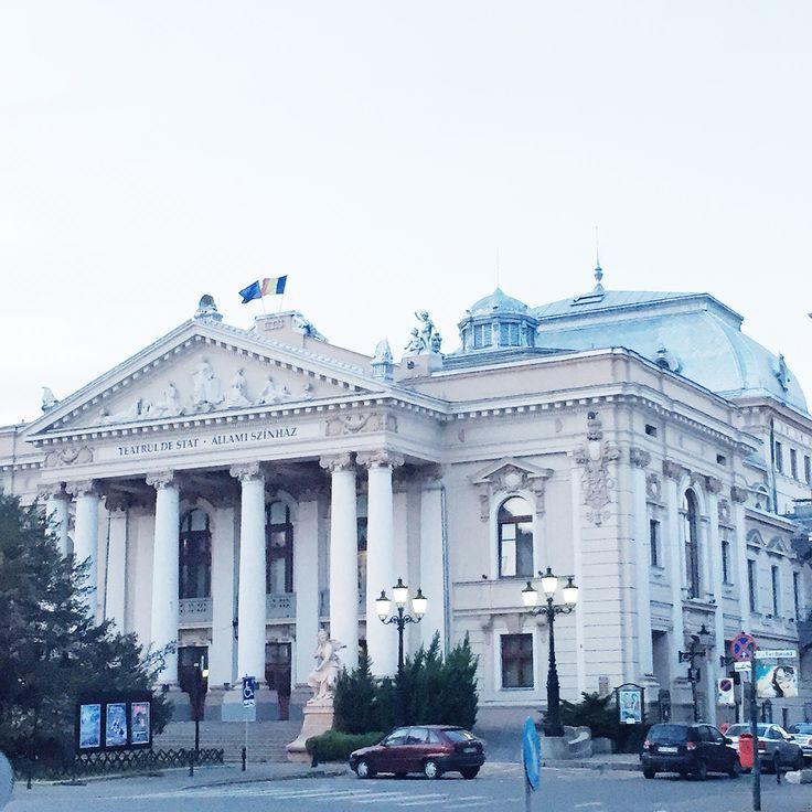 Teatrul de Stat - Oradea// Romania