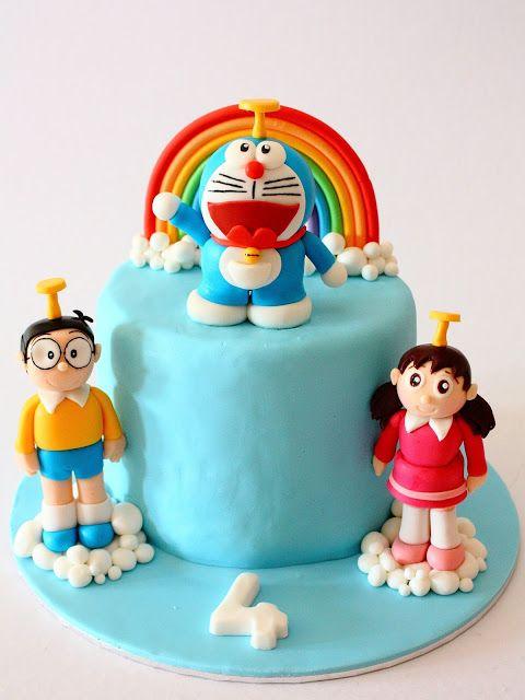 1000+ ideas about Doraemon Cake on Pinterest Cartoon ...