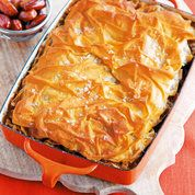 Moroccan-style lamb pie |Lamb Recipes | Pie Recipes