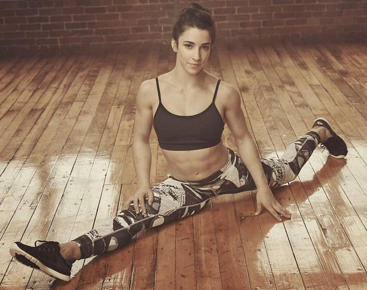 Nine things you didn't know about Aly Raisman