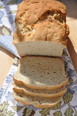 Everyday Sandwich Bread    Here is a gluten-f egg, dairy, soy free bread!  Needs Gaur to replace Xanthan gum