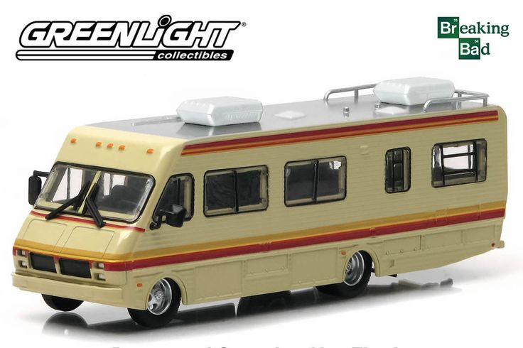 1986 Fleetwood Bounder RV (Breaking Bad) by Greenlight Collectibles