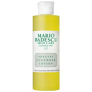 Mario Badescu- Special Cucumber Lotion (A Toner for Acne-Prone Skin!) * purchased*