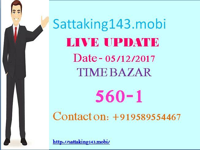 Satta, Matka, Sattaking Live Time Bazar Update