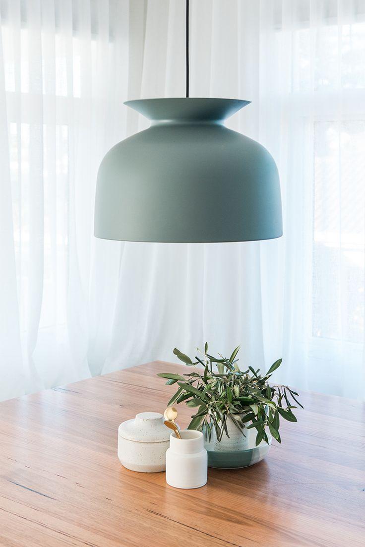 Bauhaus pendant lamp marianne brandt and hans przyrembel 1925 - Gubi Ronde Pendant Lamp K K
