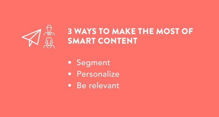 Smart content marketing tips from Movio #email #marketing