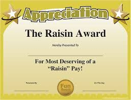 Image result for printable office awards