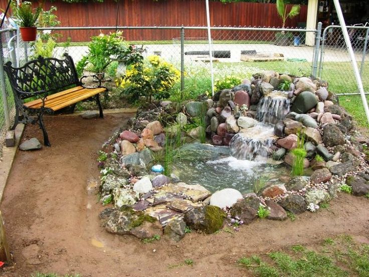 Pin by suzette williams on backyard turtle coy pond for Building a coy pond
