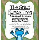 This is a comprehensive lesson plan to teach food chains, food webs, and interdependence among organisms in the rainforest.  It utilizes Lynne Cher...