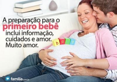 Familia.com.br | Dez coisas que todos os pais e mães de primeira viagem precisam saber. #Gravidez