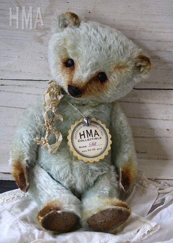 Mohair Teddy bear vintage