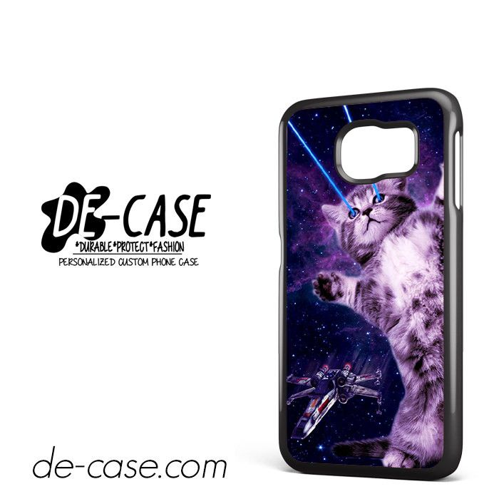 Cat Laser Beam DEAL-2456 Samsung Phonecase Cover For Samsung Galaxy S6 / S6 Edge / S6 Edge Plus
