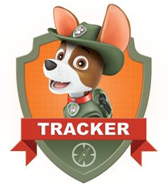 Image result for paw patrol tracker name