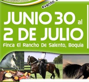 II Feria Ganadera Salento 2012