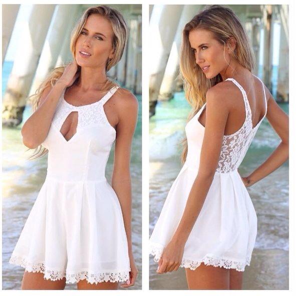 Sød sommer kjole fra wish
