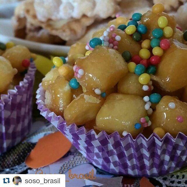 Buongiorno con le #ricettedibacco Grazie a:@soso_brasil with @repostapp Buon giovedì grasso a tutti!   #giovedigrasso #carnevale #carnival #bomdia #buongiorno #bonjour #bondia...