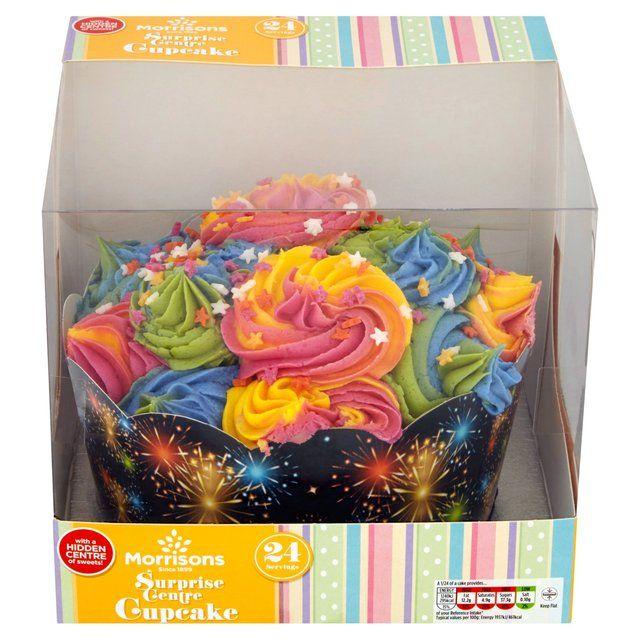 Superb Morrisons Morrisons Surprise Centre Celebration Cake Product Funny Birthday Cards Online Hetedamsfinfo